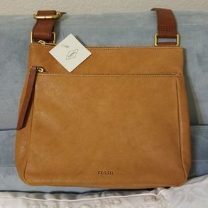 NEW FOSSIL CROSSBODY BAG !FINAL PRICE!!